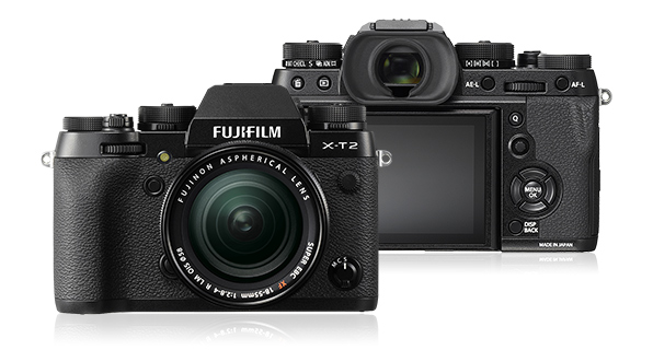 What's new in the XT-2 Firmware 3.00 update?