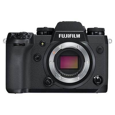 Alert New Fujifilm X-H1 Camera Body